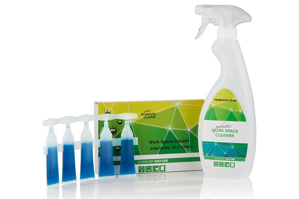 probiotische schoonmaakmiddelen